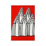 Got Faith? Nun Rectangle Magnet