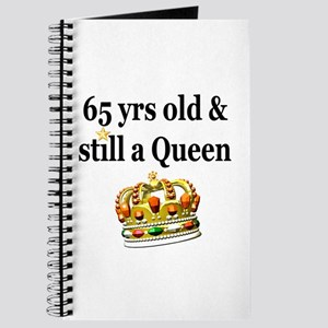 65 YR OLD QUEEN Journal