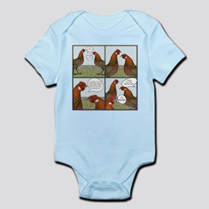 Rooster Bait Infant Bodysuit