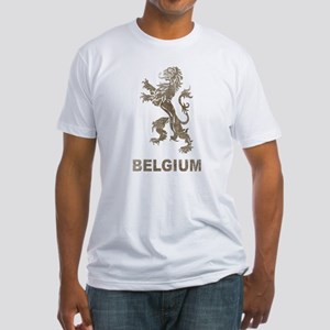 Vintage Belgium Fitted T-Shirt
