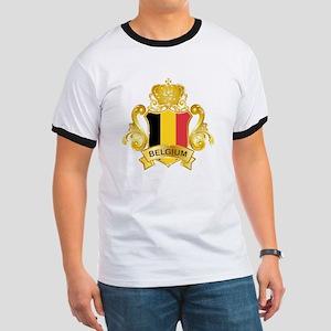 Gold Belgium Ringer T