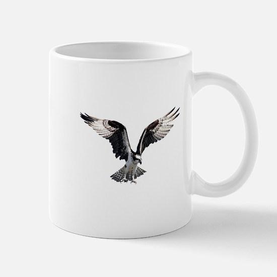 Osprey in Flight Mug