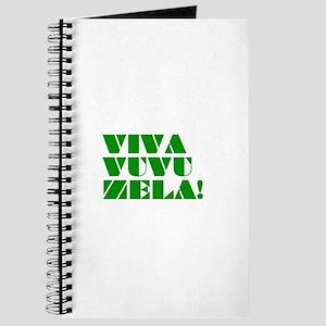 Viva Vuvuzela! Journal