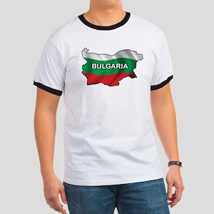 Map Of Bulgaria Ringer T
