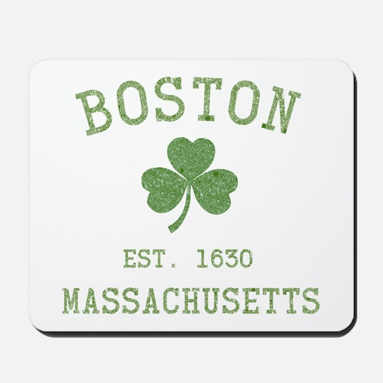 Boston Massachusetts Mousepad