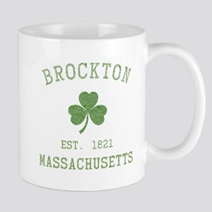 Brockton Massachusetts Mug