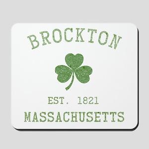 Brockton Massachusetts Mousepad