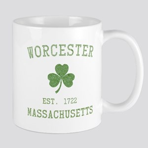 Worcester Massachusetts Mug