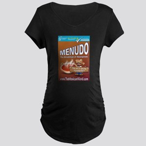 Menudo Maternity Dark T-Shirt