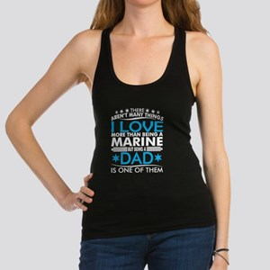There Arent Many Things Love Being Marine Tank Top