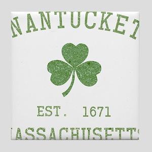 Nantucket Tile Coaster