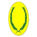 SCA Sticker (Oval 10 pk)