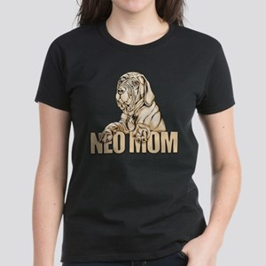 Neo Mom Tawny UC Women's Dark T-Shirt