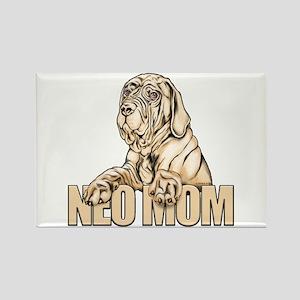 Neo Mom Tawny UC Rectangle Magnet
