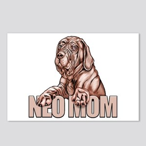 Neo Mom Mahogany UC Postcards (Package of 8)