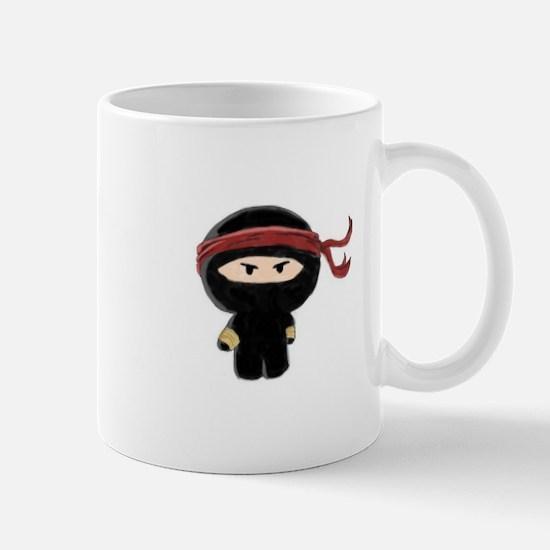 Unique Cartoon ninja Mug