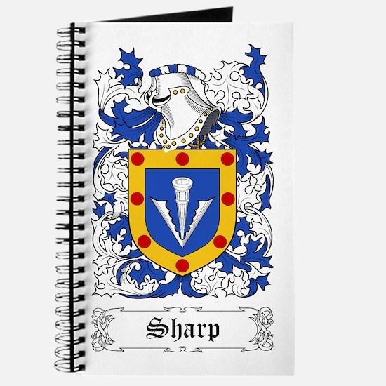 Sharp [English] Journal