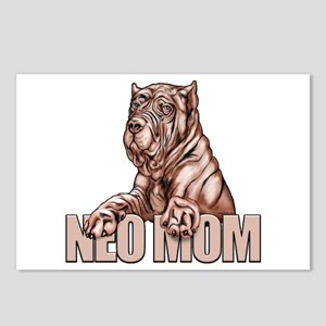 Neo Mom Mahogany Postcards (Package of 8)