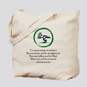 The Tao of the Tree Tote Bag