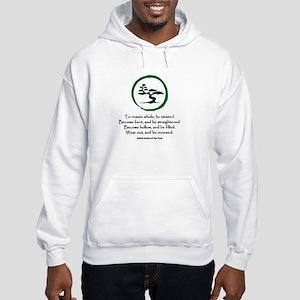 The Tao of the Tree Hooded Sweatshirt