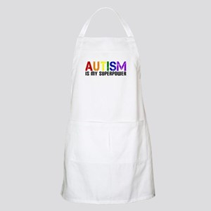 Autism is My Superpower Apron