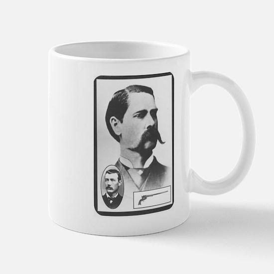 Wyatt Earp Collectible Coffee Mug
