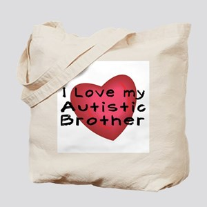 I Love...Brother Tote Bag