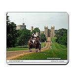 Windsor Castle, The Long Walk, England, Mousepad