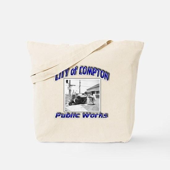 Compton Public Works Tote Bag