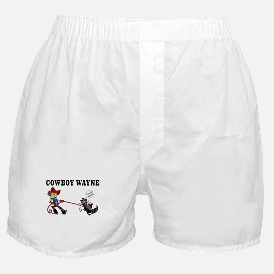 Funny Media Boxer Shorts