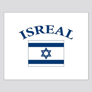 I love Isreal Small Poster