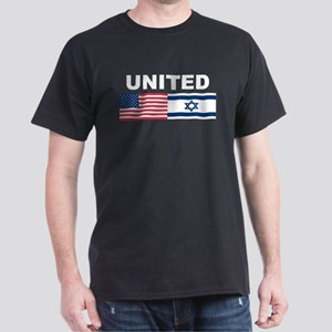 Support Isreal Dark T-Shirt