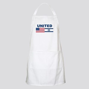 Support Isreal BBQ Apron