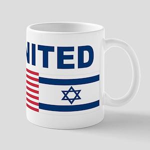 Support Isreal Mug