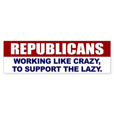 Bumper Stickers For Republicans