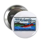 "USS ASHEVILLE 2.25"" Button"