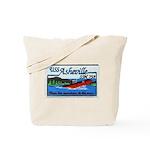 USS ASHEVILLE Tote Bag