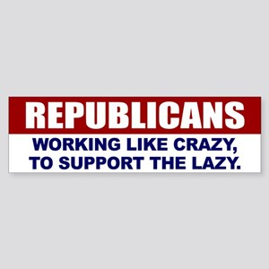 Republican Bumper Sticker
