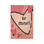 Be Mine Valentine's Magnet