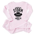 I Survived The Area 51 Storm Pajamas