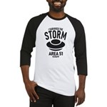 I Survived The Area 51 Storm Baseball Jersey