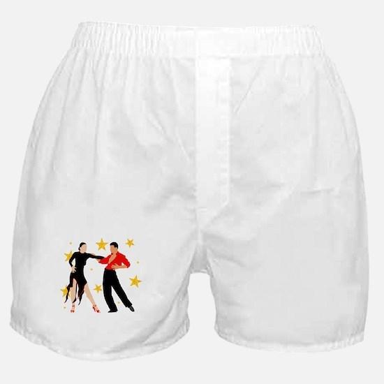 Dance Apparel Boxer Shorts