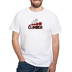 Climber White T-Shirt