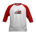 Climber Kids Baseball Jersey