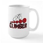 Climber Large Mug