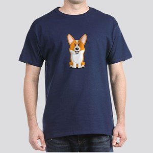 Pembroke Welsh Corgi Dark T-Shirt