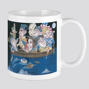 Full Speed Ahead Mug