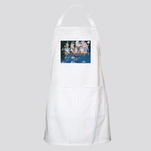 Full Speed Ahead Apron