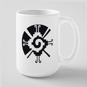 Mayan Unity Symbol Large Mug