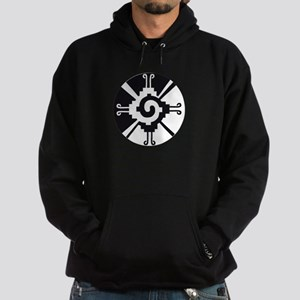 Mayan Unity Symbol Hoodie (dark)